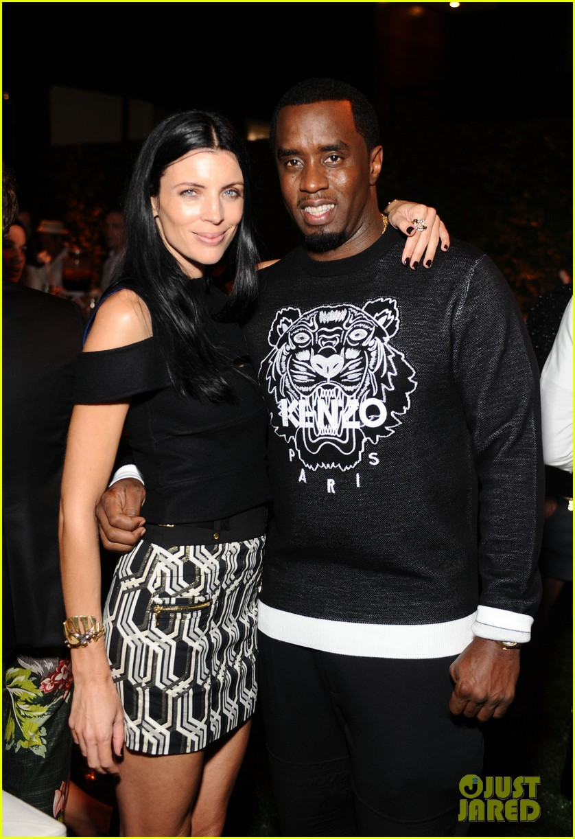 liberty ross celbrates launch of genetic collection jimmy iovine 12
