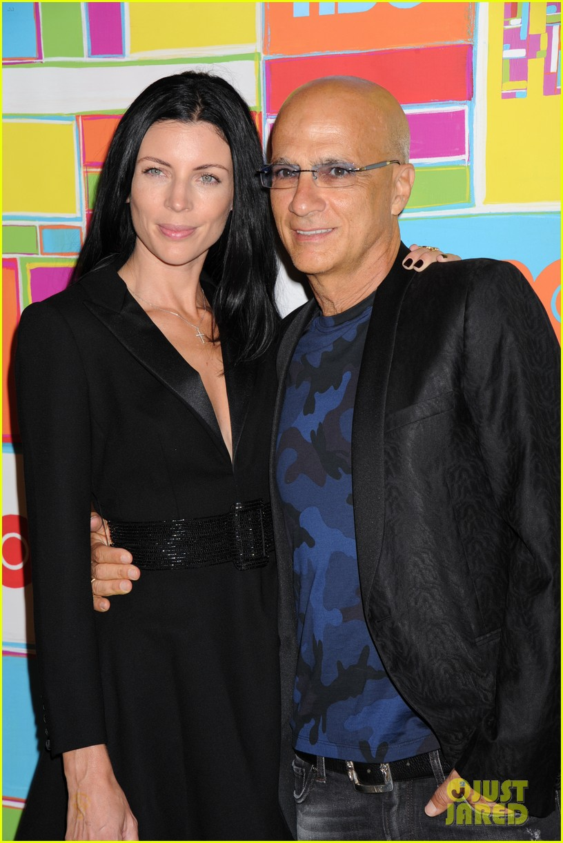 liberty ross jimmy iovine hbo emmys after party 2014 04