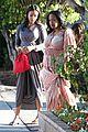 zoe saldanas cute dress accentuates her baby bump 02