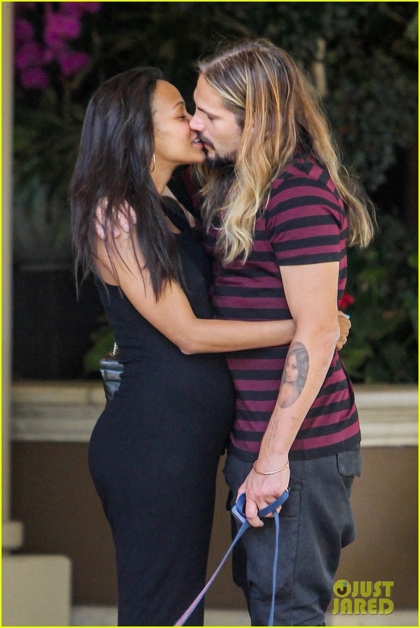 zoe saldana marco perego cannot keep their hands off each other 063178429