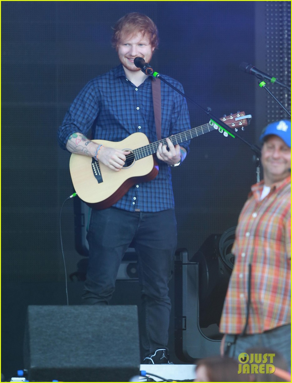 ed sheeran kimmel live performance 083185789