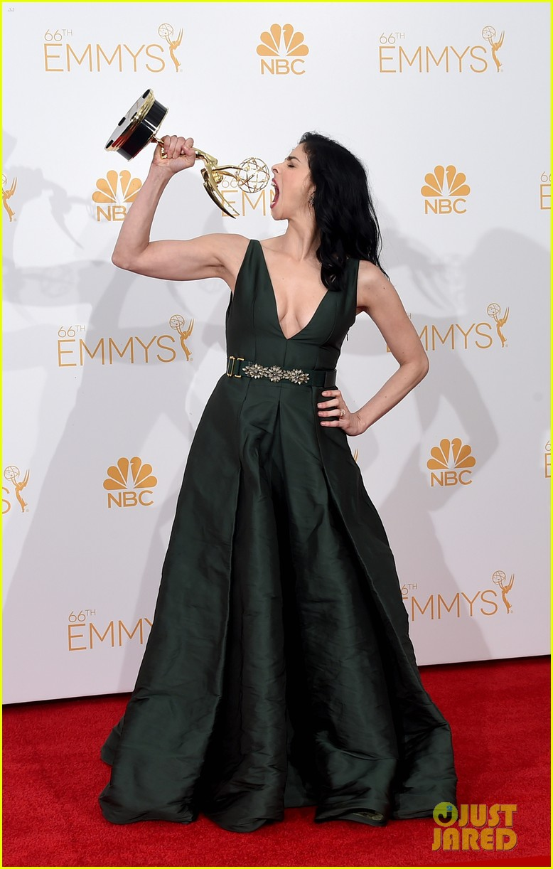sarah silverman emmy awards winner 013183900