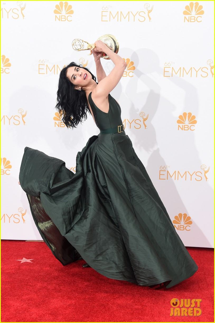 sarah silverman emmy awards winner 053183904