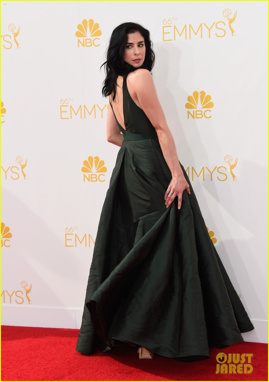 sarah silverman emmy awards winner 08