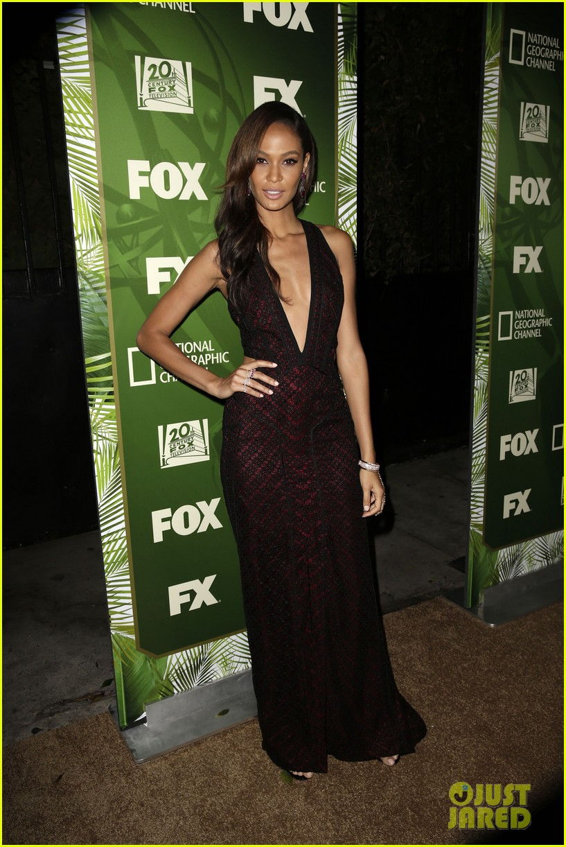 joan smalls fox emmys after party 013184001