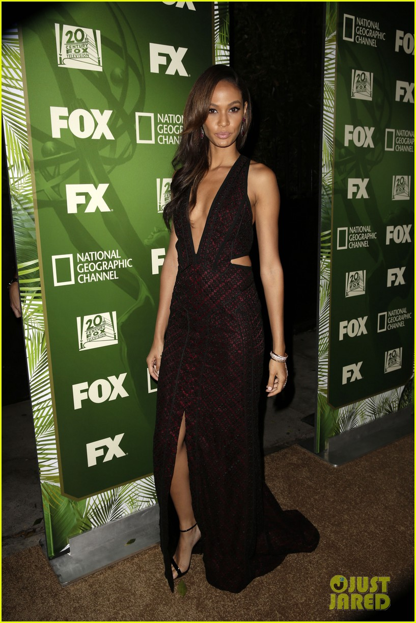 joan smalls fox emmys after party 033184003