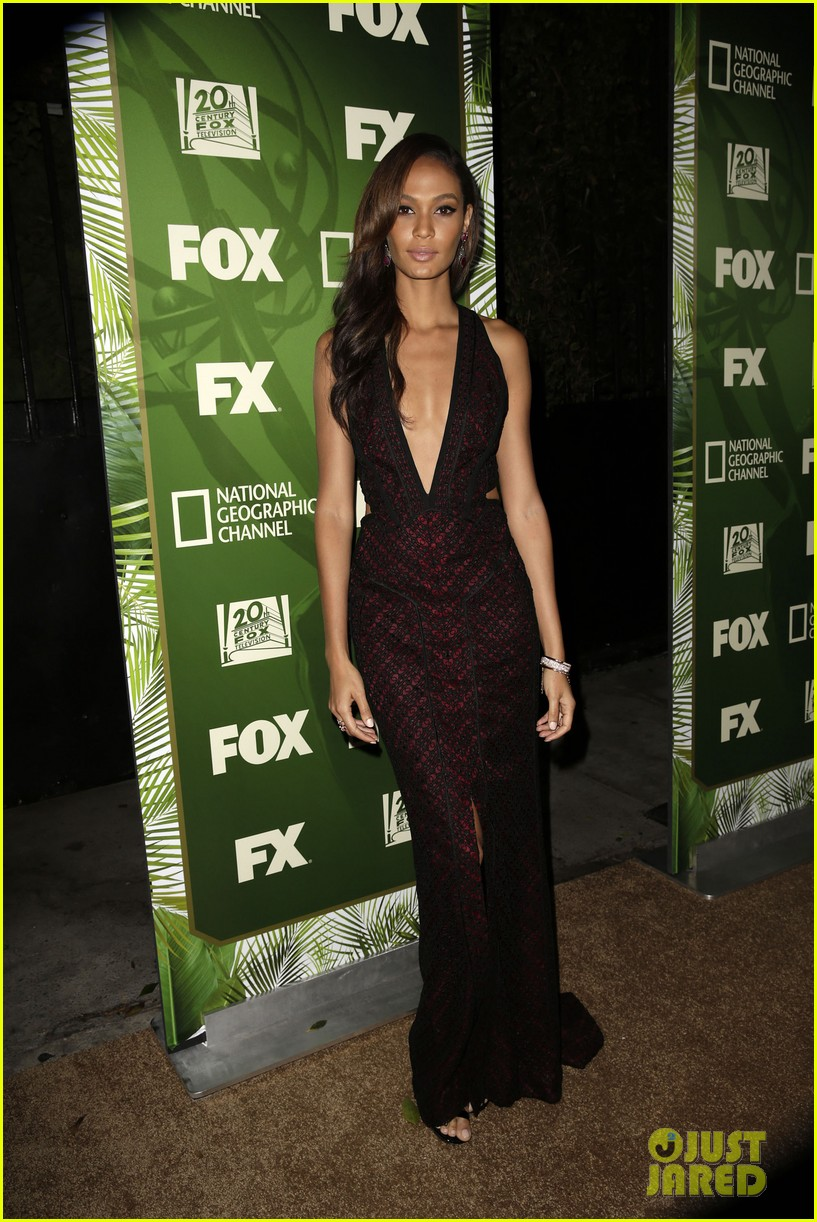 joan smalls fox emmys after party 053184005