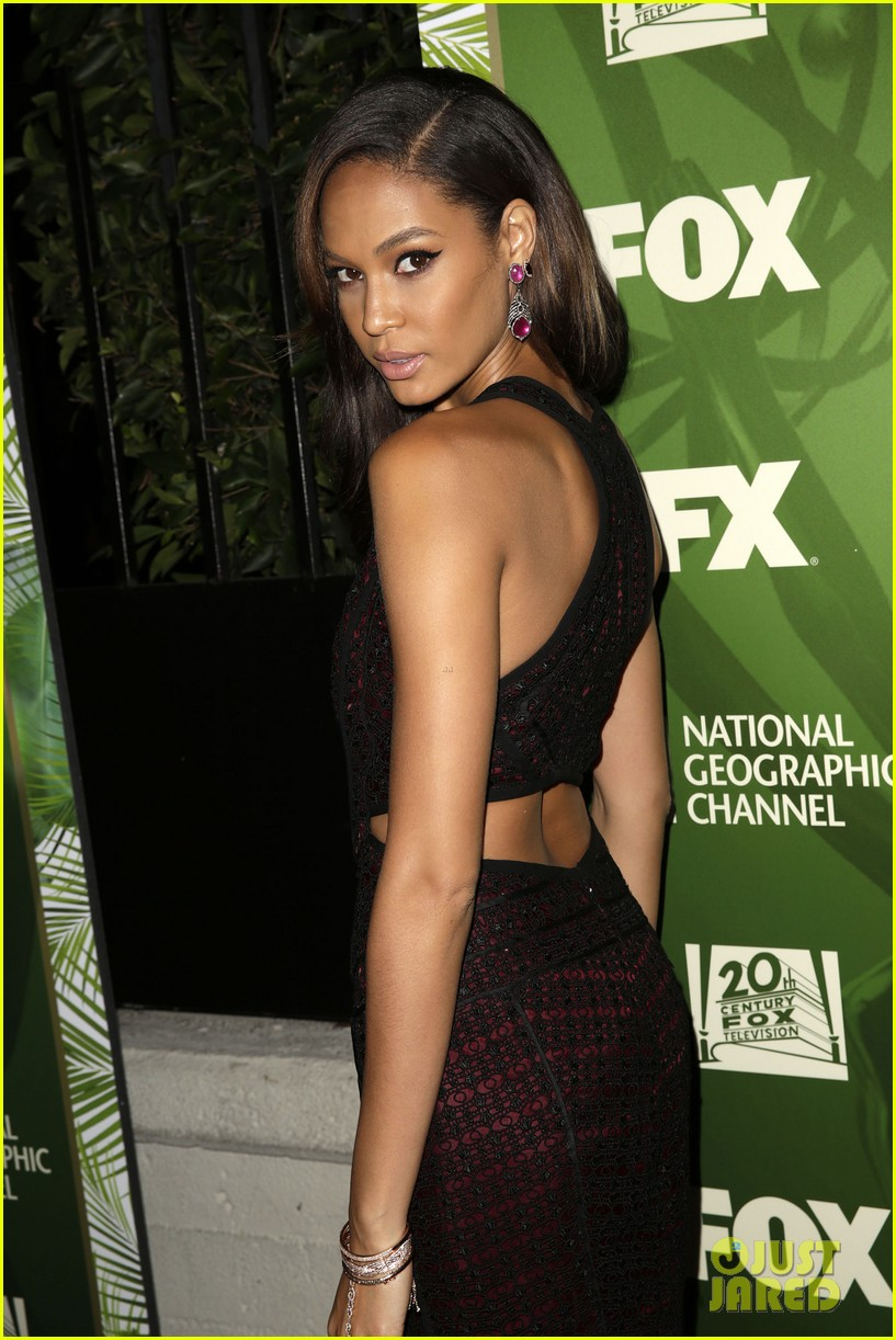 joan smalls fox emmys after party 083184008