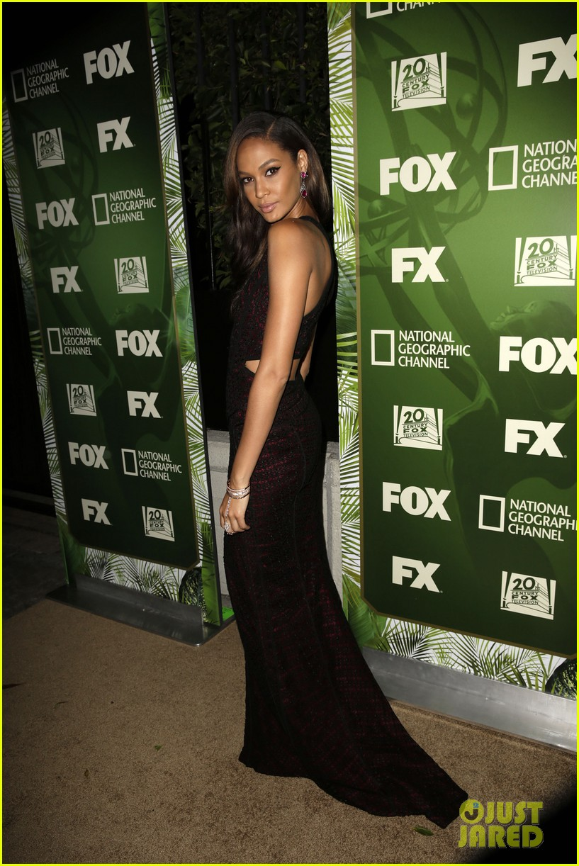 joan smalls fox emmys after party 093184009