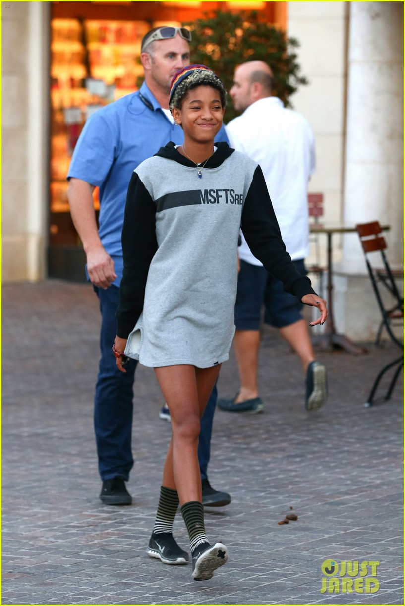 willow smith reps jadens clothing line 053186213