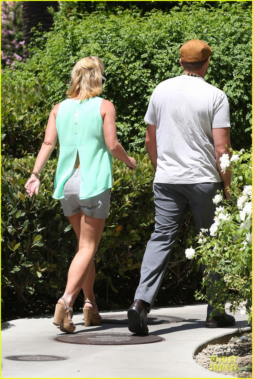 britney spears david lucado spend precious time together 07