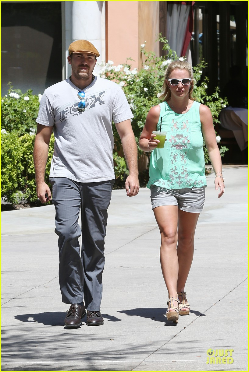 britney spears david lucado spend precious time together 143178852