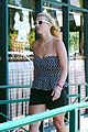 britney spears david lucado wear matching sunglasses 14