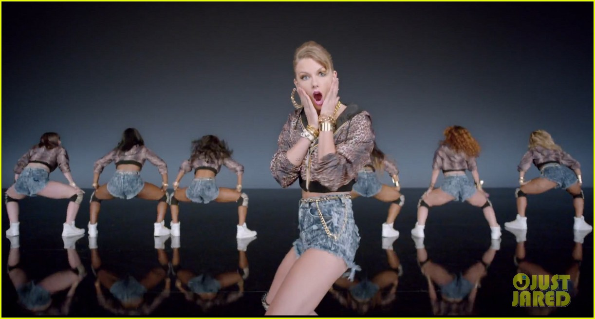taylor swift shake it off music video 013178780