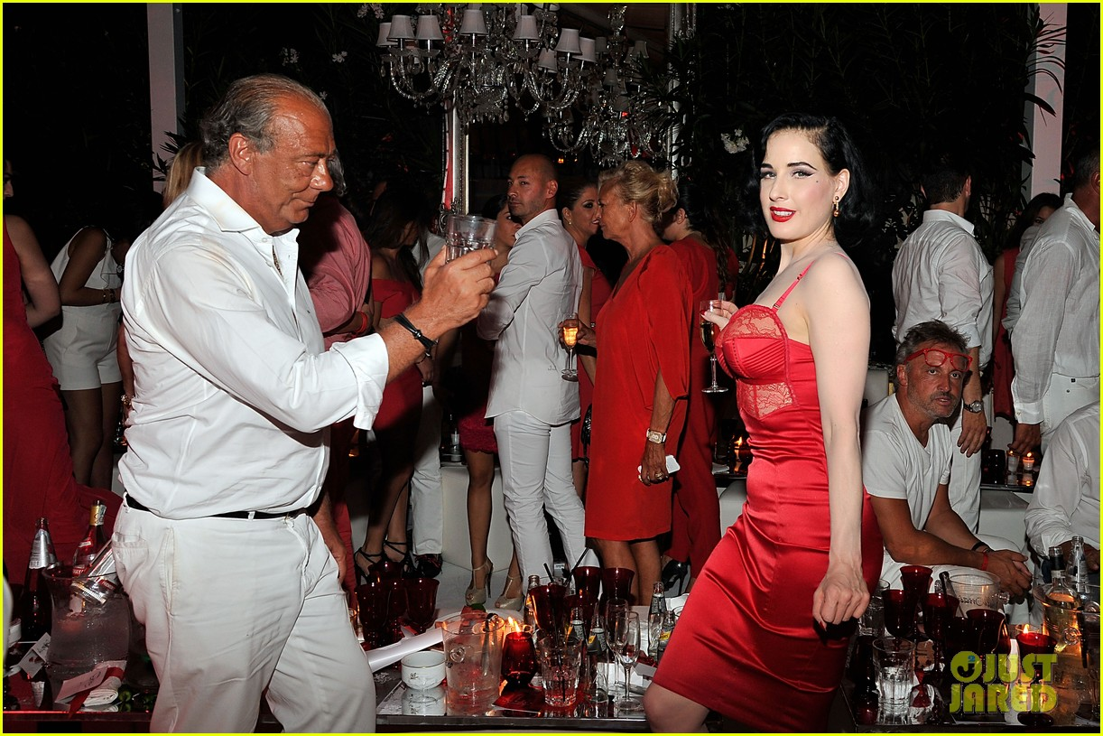 dita von teese main attraction billionaires birthday 103173931