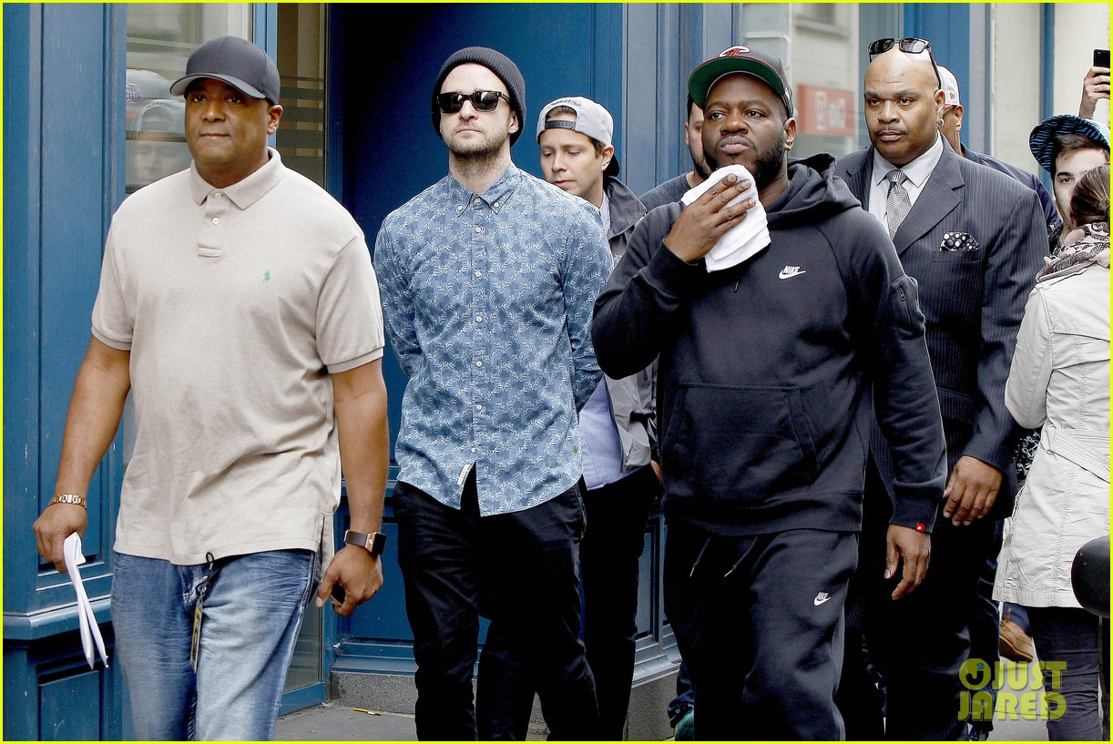 justin timberlake steps out after sending controversial madonna tweet 013180151