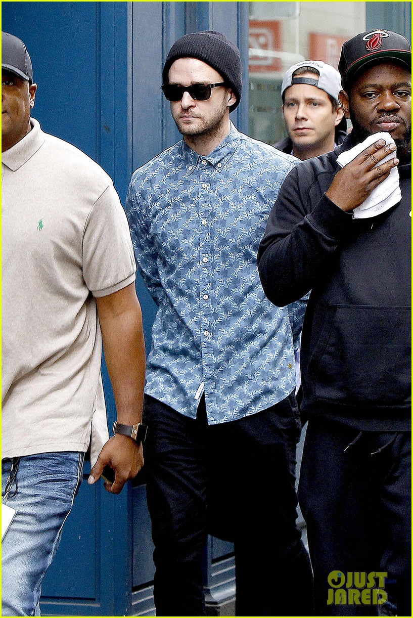 justin timberlake steps out after sending controversial madonna tweet 083180158
