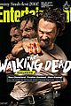 walking dead four new character magazine issues 02