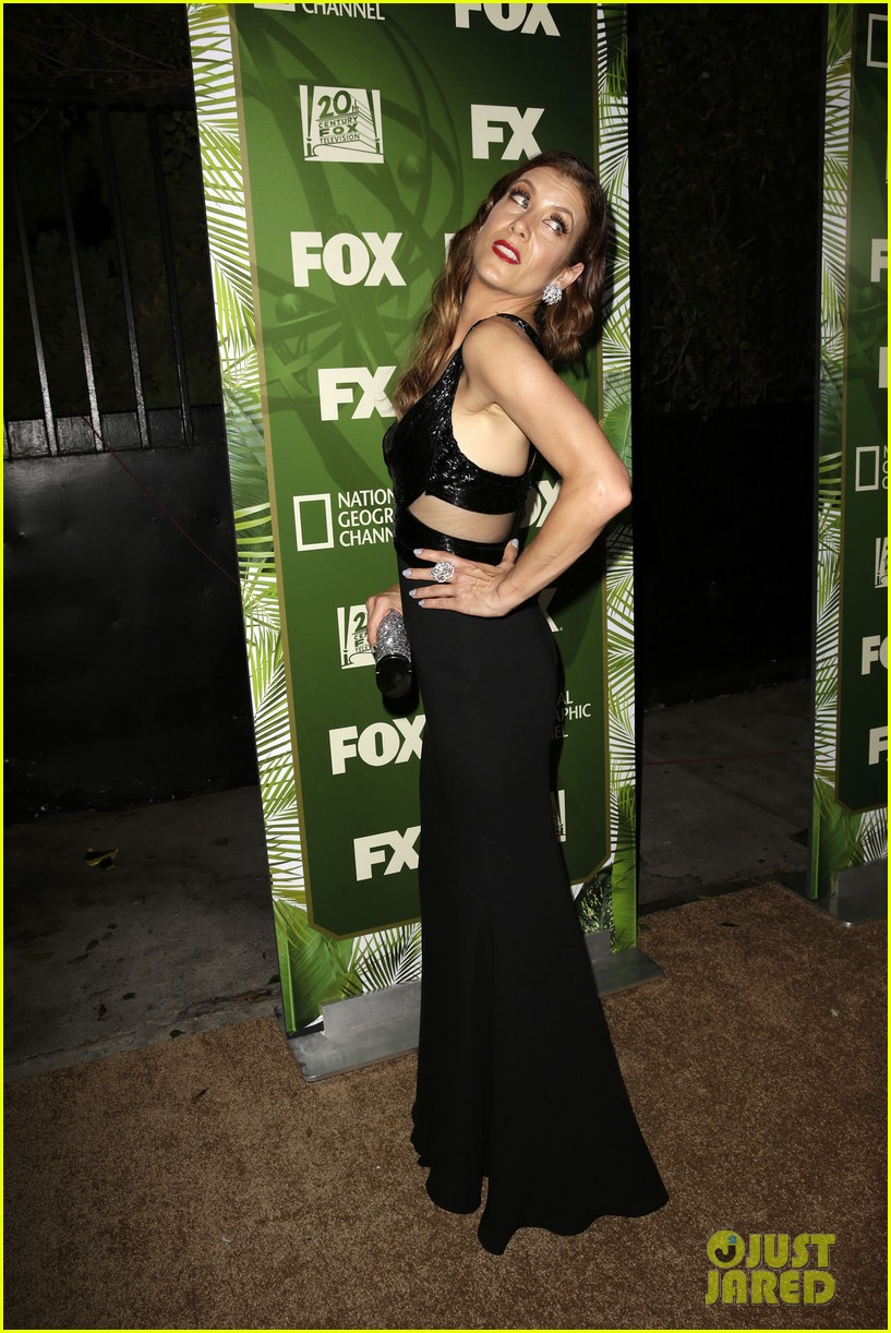 kate walsh fox emmy after party 05