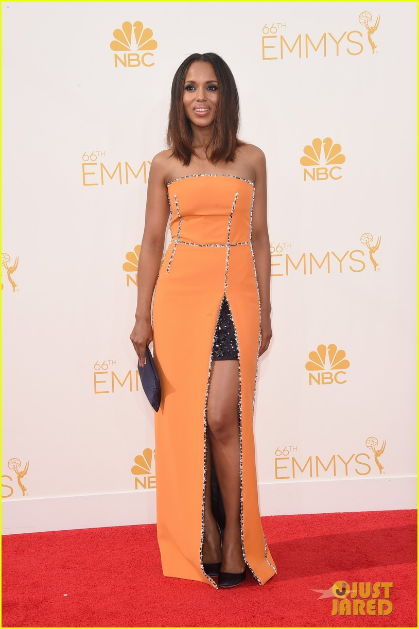 kerry washington emmy awards 2014 013183470