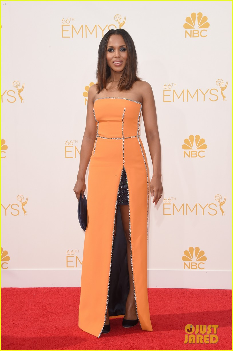 kerry washington emmy awards 2014 04