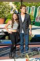 paul wesley fatima ptacek venice kick off party photo call 06