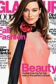 olivia wilde breastfeeds her son otis for glamour september 2014 04