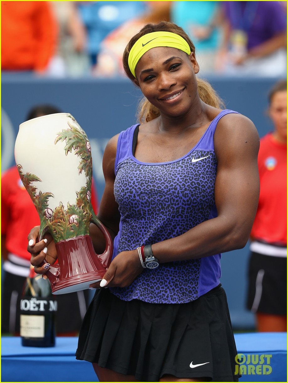 serena williams wins big at western southern open 013178465