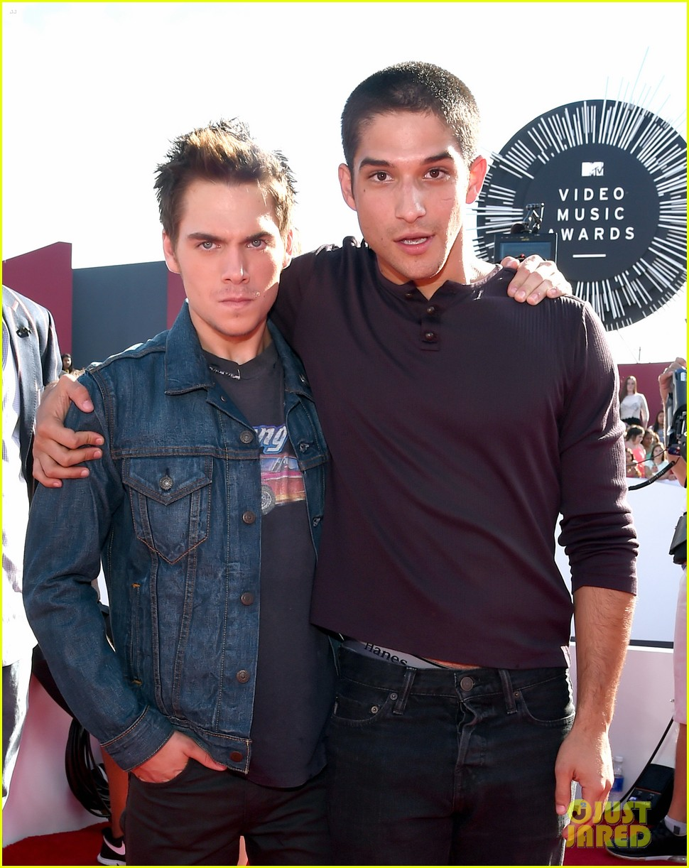 teen wolf cast 2014 mtv vmas 053182567