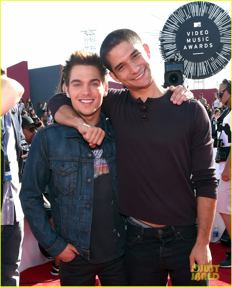 teen wolf cast 2014 mtv vmas 093182571