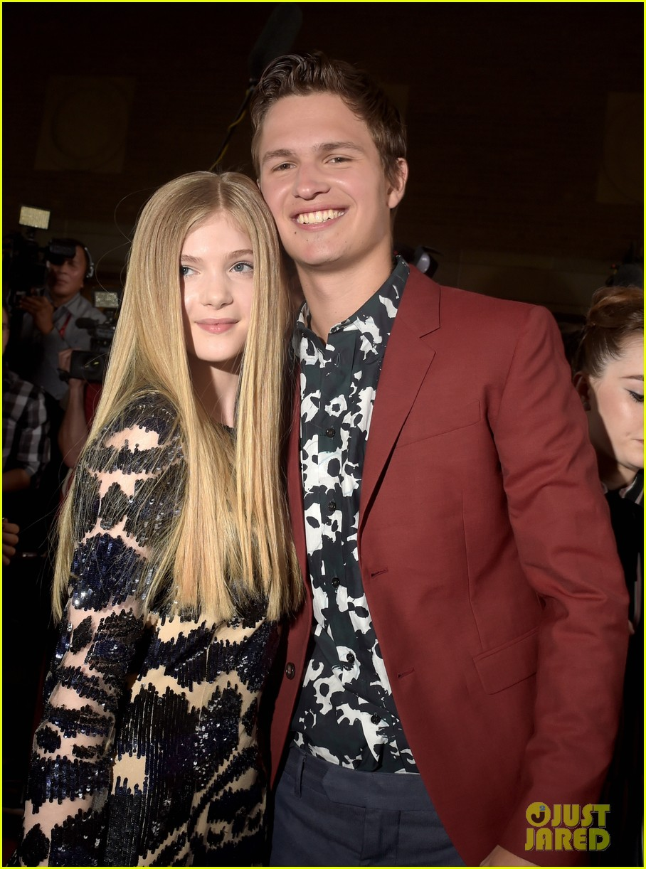 ansel elgort kaitlyn dever men women children premiere tiff 043191466