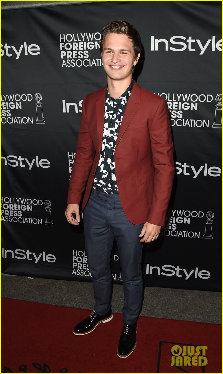 ansel elgort kaitlyn dever men women children premiere tiff 153191477