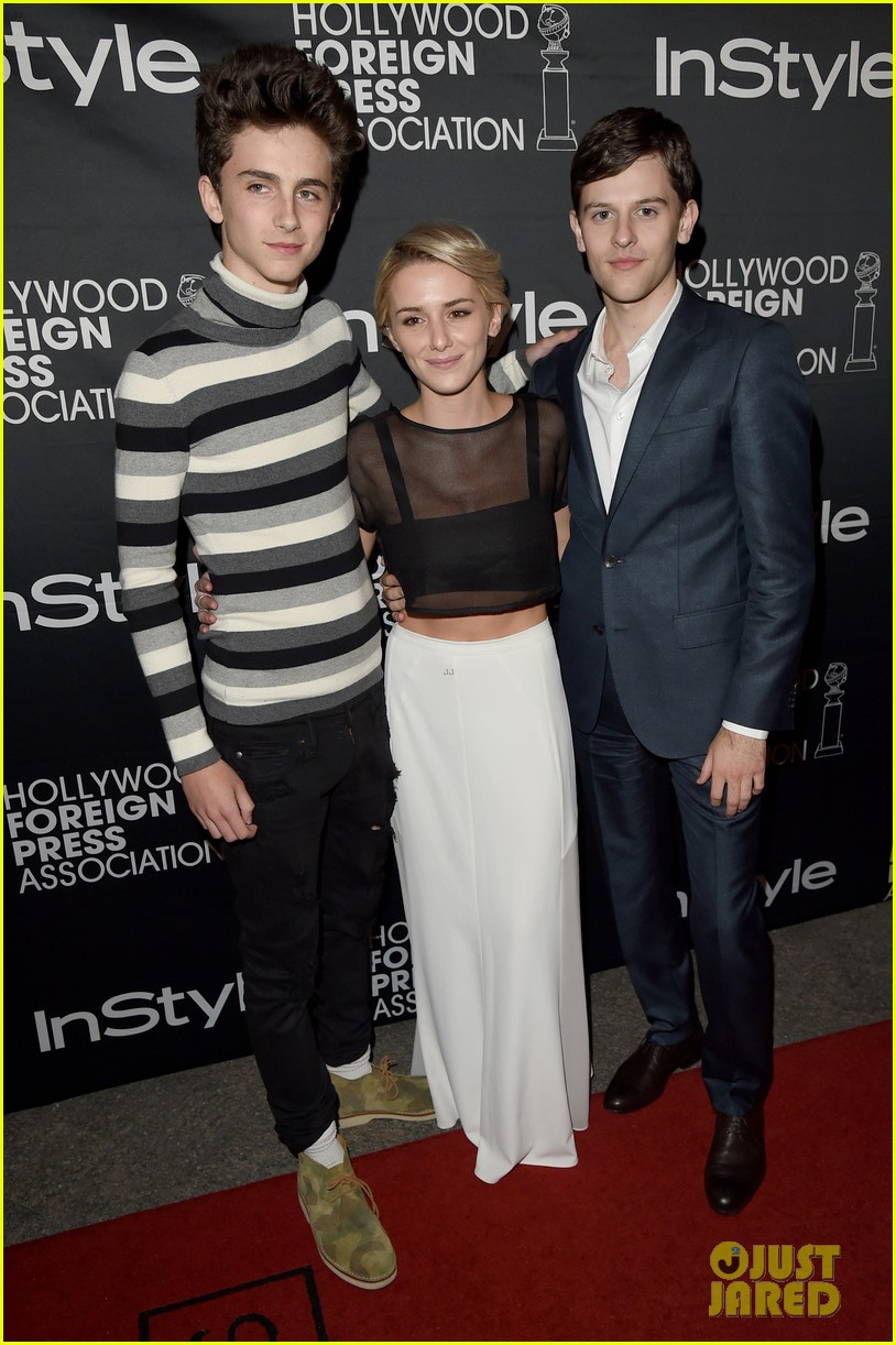 ansel elgort kaitlyn dever men women children premiere tiff 263191488