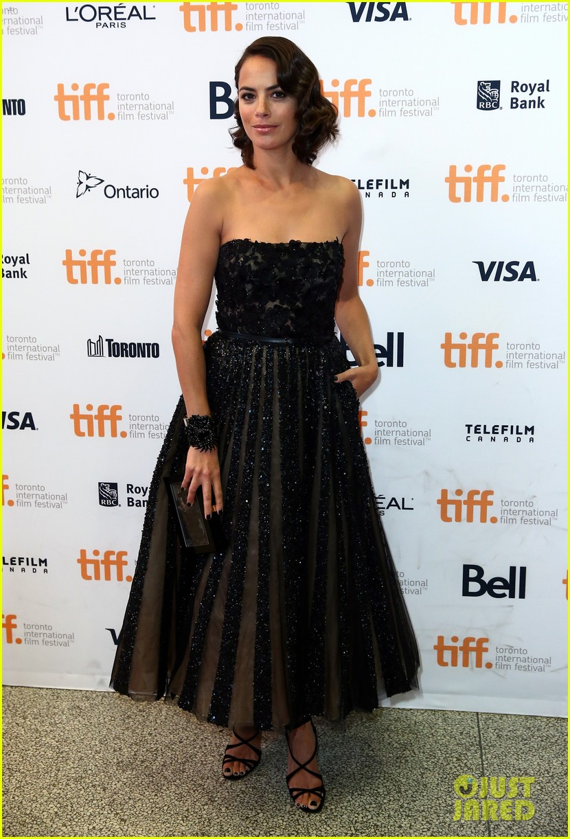 jean dujardin berenice bejo bring their art to toronto 053196732
