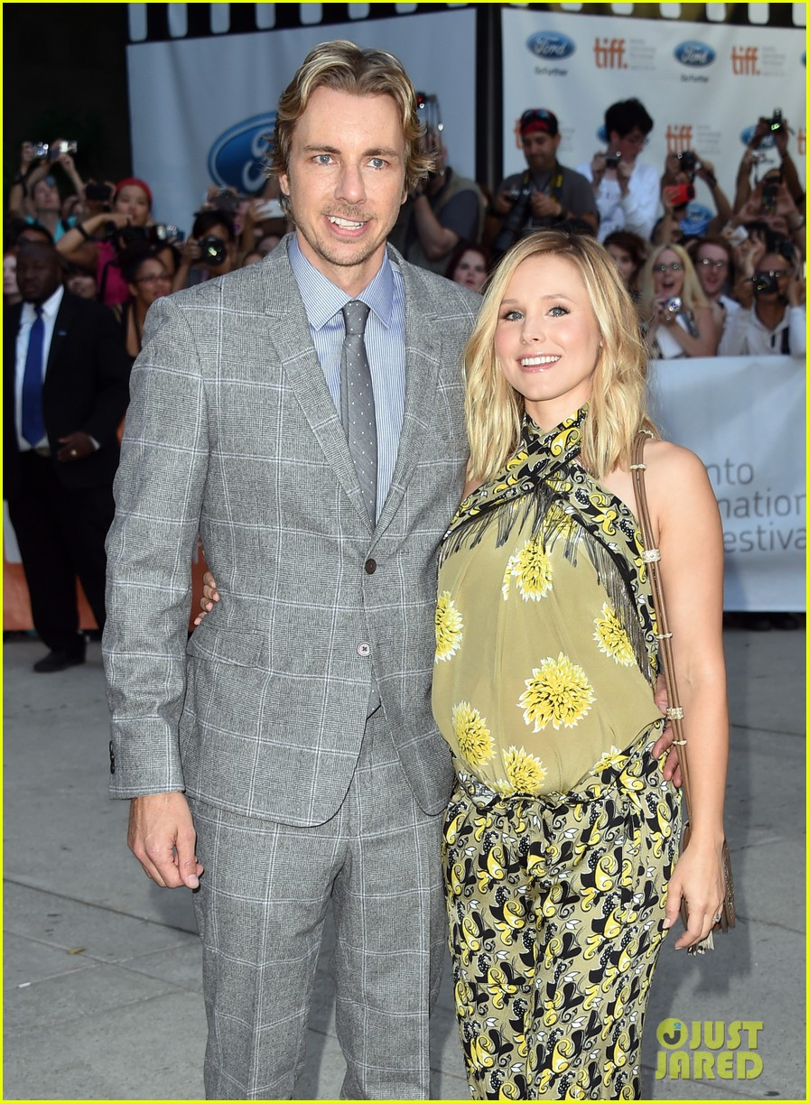 kristen bell dax shepard the judge tiff premiere 123189508