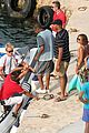 bikini clad beyonce jay z vacation with their families 14
