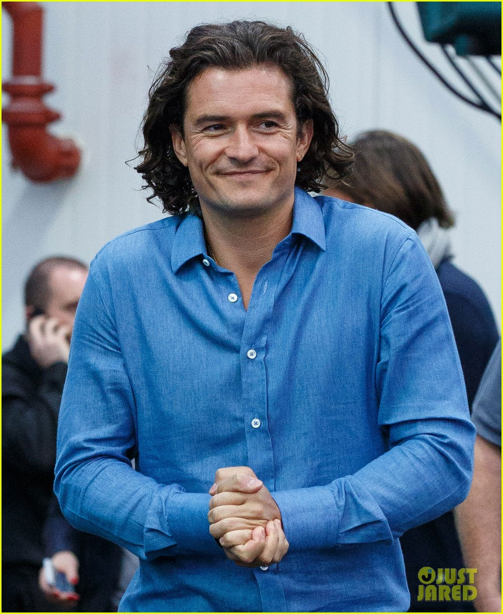 Orlando Bloom returns to the Pirates of the Caribbean 08/17/2015 30