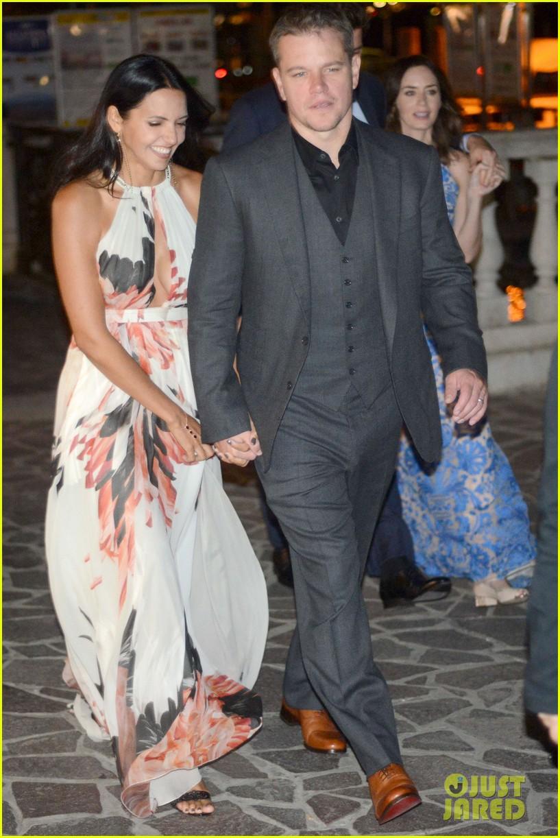 Emily Blunt & John Krasinski Look Perfect For George Clooney\'s ...