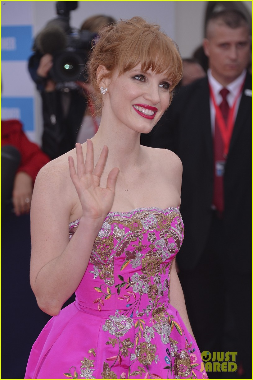 jessica chastain career honor at deauville 023190171