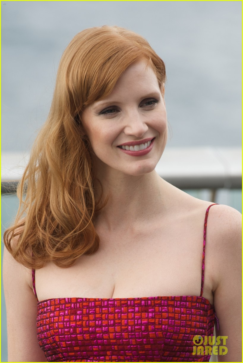 Leaked Jessica Chastain nudes (91 pics), Cleavage