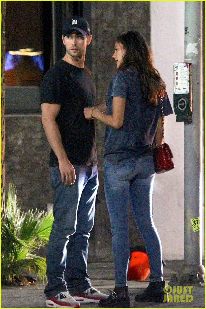 chace crawford rachelle goulding hold hands 073187539