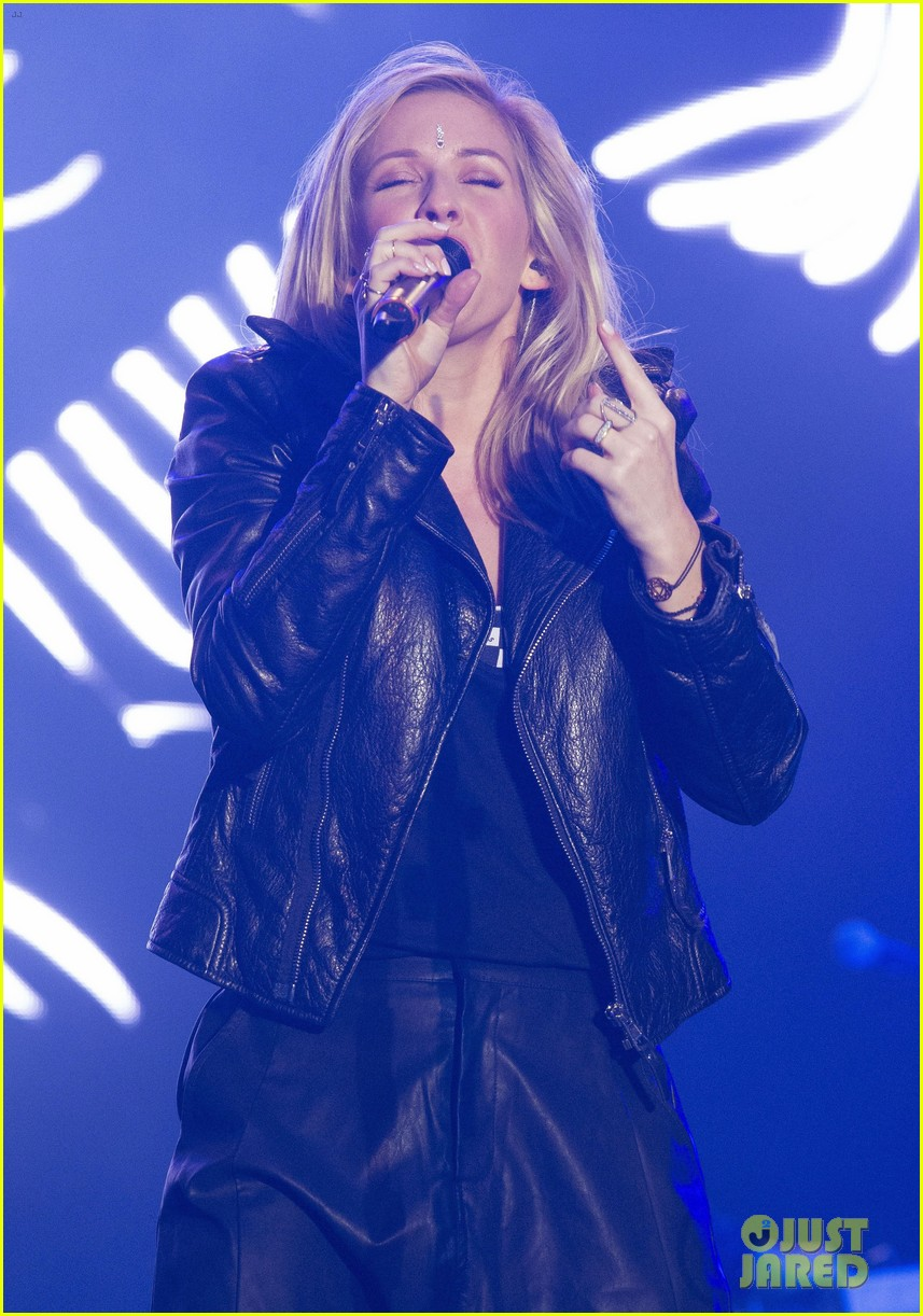 ellie goulding thanks last summer festival performance 063187765