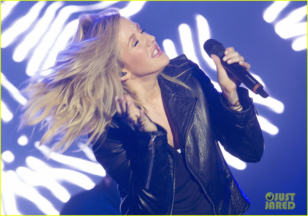 ellie goulding thanks last summer festival performance 073187766
