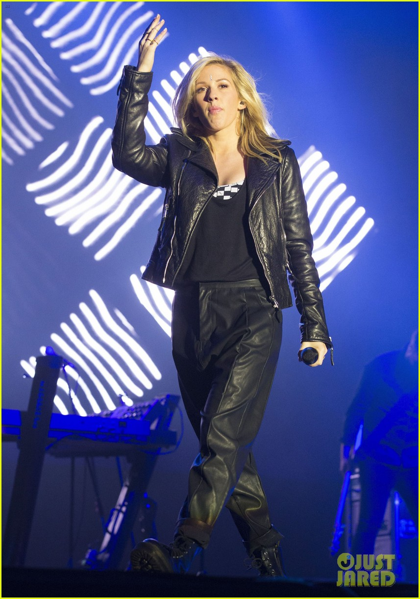 ellie goulding thanks last summer festival performance 113187770