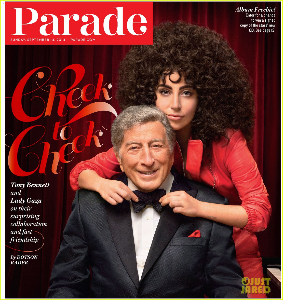 lady gaga tony bennett parade magazine3194551