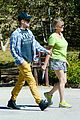 hayden christensen asys goodbye mom hike together 08