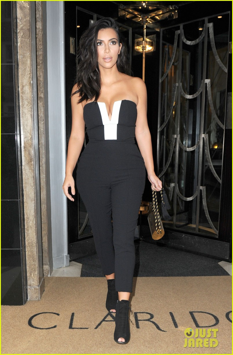 kim kardashian visits bbc radio 1 after being crowned gq 013188308