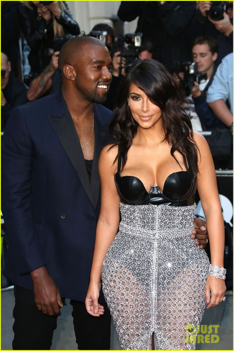 kim kardashian kanye west gq men of the year awards 04