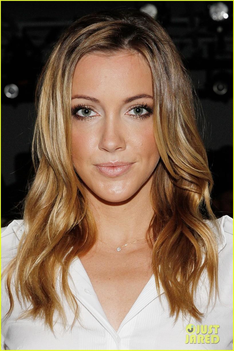 katie cassidy jessica lowndes houghton fashion show 2014 083189172