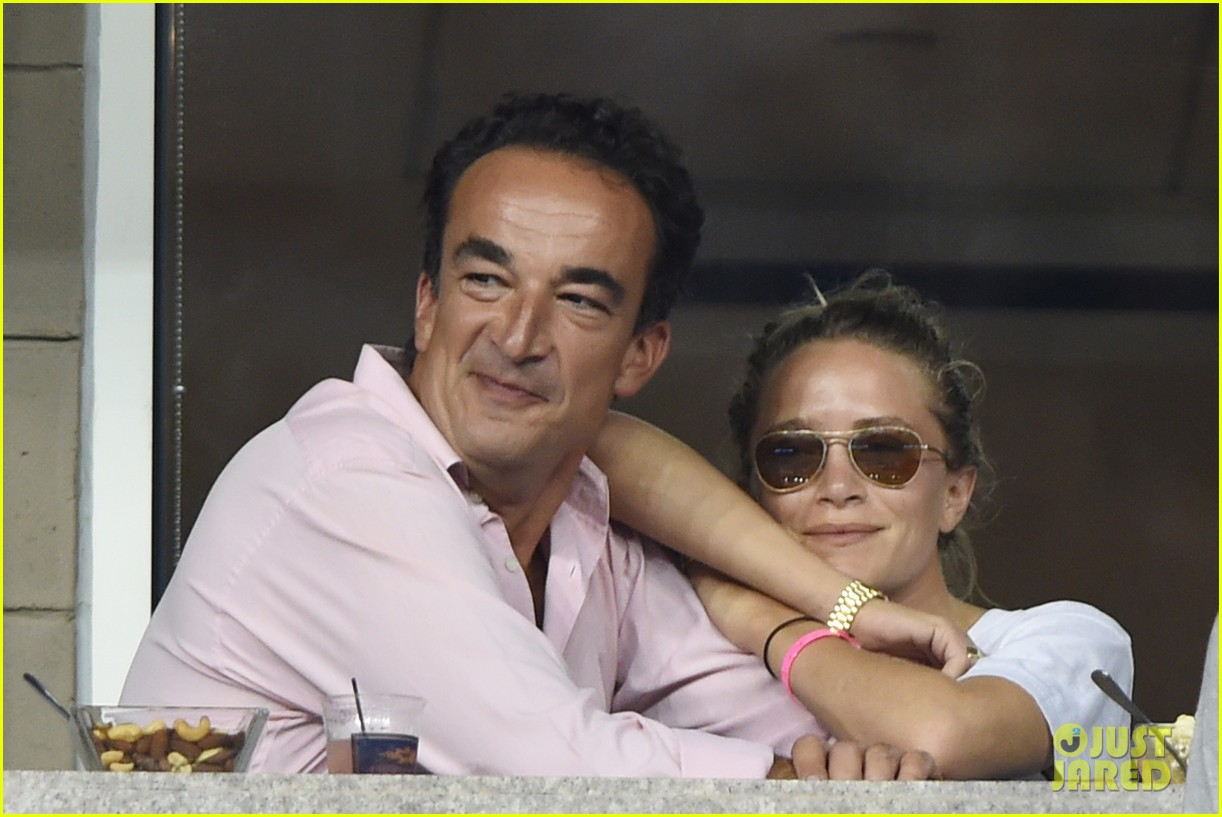 mary kate olsen heidi klum bring they significant others to us open 293187855